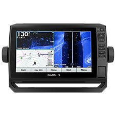 Garmin ECHOMAP Plus 94sv GPS Fish Finder/Chartplotter Combo with GT51 Transducer and BlueChart g3 Charts Image