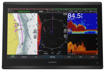 Garmin GPSMAP 8616xsv ChartplotterSounder Combo with Mapping Sonar