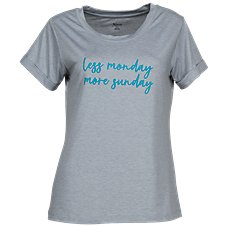 Natural Reflections Less Monday Sleep Top for Ladies