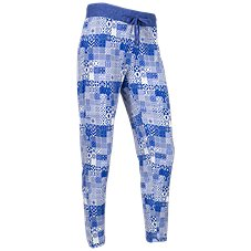 Natural Reflections Tribal Pattern Jogger Pants for Ladies