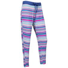 Natural Reflections Tribal Stripe Pajama Pants for Ladies