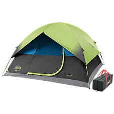 Coleman Sundome Dark Room 6-Person Dome Tent