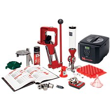 Hornady Lock-N-Load Classic Reloading Kit with Sonic Cleaner Combo