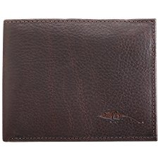 Bob Timberlake American Leather Billfold Wallet