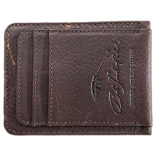 Bob Timberlake American Leather Front Pocket Wallet