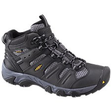 KEEN Koven Mid Waterproof Hiking Boots for Men Image