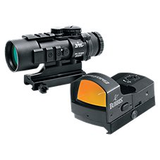 Burris AR Tactical Prism Scope with Free FastFire 3 Red Dot Sight Combo