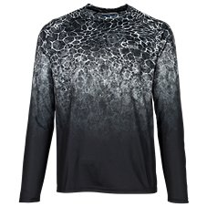 57fed62ae World Wide Sportsman Sublimated Octocoral Long-Sleeve T-Shirt for Men