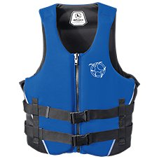 Defiance Dual-Sized Genoprene Life Jacket for Adults