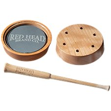RedHead Heritage Series Custom Cherry Glass Friction Turkey Call