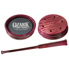 RedHead Ozark Bottoms Collection Purple Heart Crystal Friction Turkey Call