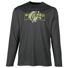 207e5dd35 Bass Pro Shops Bass Ghost Performance Long-Sleeve Shirt for Men