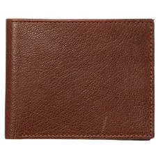 RedHead Buff Leather Billfold Wallet