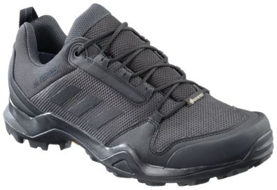 cfee99531fd adidas Outdoor Terrex AX3 GTX Hiking Shoes for Men BlackBlackCarbon 105M