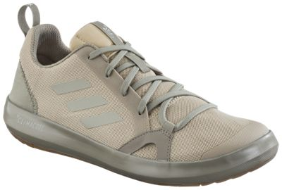 the best attitude bd076 b5dec adidas Outdoor Terrex CC Boat Shoes for Men - Raw Gold/Clay - 10M