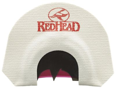 RedHead Heritage Series Mouth Turkey Calls – 3 Reed, Bat Cut