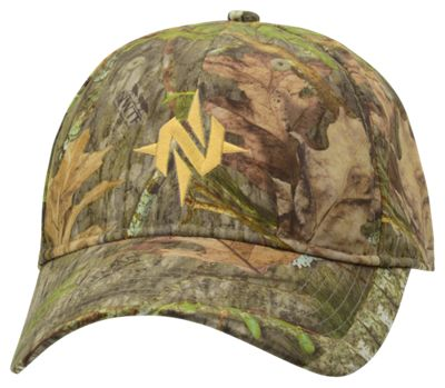 NOMAD Compass Logo Low Country Cap – Mossy Oak Obsession