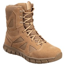 Reebok Sublite Cushion Tactical AR670-1 Duty Boots for Men