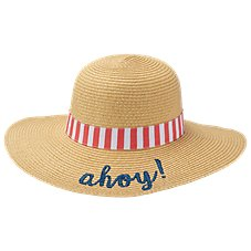 Bass Pro Shops Ahoy Straw Hat for Kids 404772a0b43c