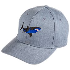 Bass Pro Shops Great White Shark Cap for Kids
