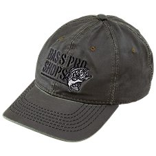 7a7c16c2 Bass Pro Shops Block Logo Bass Cap