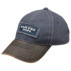 92d35f2e418 Bass Pro Shops 6-Panel Self Strap Cap