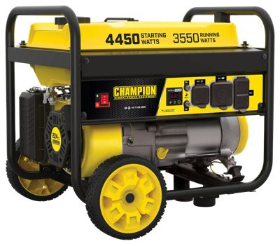 Champion 3550W Weekender Portable Generator
