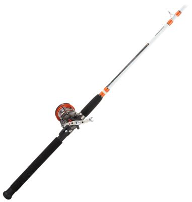 Quantum Bill Dance Catfish Baitcast Rod and Reel Combo – BD20102HK