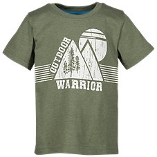 Bass Pro Shops Outdoor Warrior T-Shirt for Toddlers or Kids