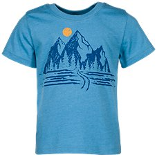 Bass Pro Shops Mountain Range T-Shirt for Toddlers or Kids