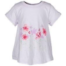 Bass Pro Shops Floral Swing T-Shirt for Toddlers or Girls Image