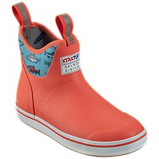 6eb5977ac337 XtraTuf Salmon Sisters Deck Boots for Ladies