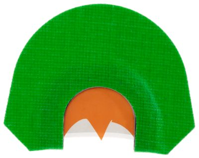 Bone Collector GA Peach Mouth Turkey Call - Green/Orange thumbnail