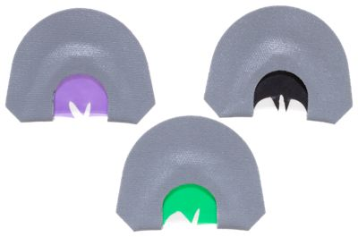 Bone Collector 3 Flop 3-Pack Special Mouth Turkey Calls thumbnail