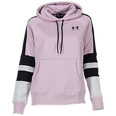 Under Armour Rival Fleece Hoodie for Ladies Image