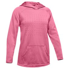 Under Armour Armour Fleece Branded Hoodie for Kids Image