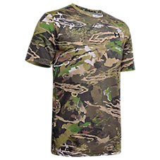 Under Armour Scent Control Camo Live Short-Sleeve Shirt for Men Image