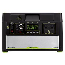 Goal Zero Yeti 1,000 Lithium Portable Power Station