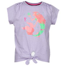 4aa65031 Bass Pro Shops Mermaid Tie-Front Tee for Toddlers or Kids