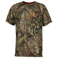 Carhartt Force Camo Pocket T-Shirt for Toddlers or Kids