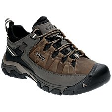 KEEN Targhee III Low Waterproof Hiking Shoes for Men