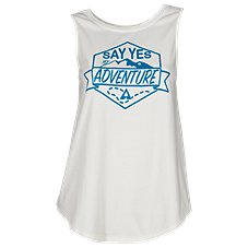 Ascend Graphic Tank Top for Ladies