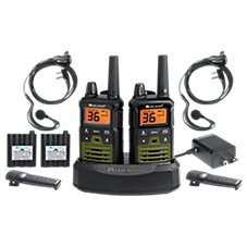 Midland X-TALKER T299VP4 Outfitter 2-Way Radio Pack