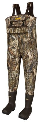 Cabela's Big Man SuperMag Chest Waders for Men – TrueTimber DRT – 12 Regular
