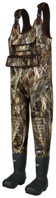 SHE Outdoor SuperMag Insulated Chest Hunting Waders for Ladies – TrueTimber DRT – 7 Regular