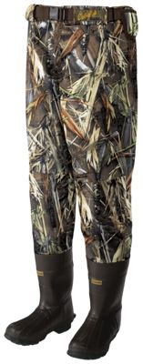 Cabela's Breathable Waist-High Insulated Waterproof Hunting Waders for Men - TrueTimber DRT - 10M thumbnail