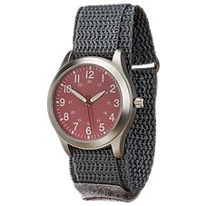 Bass Pro Shops Fast-Strap Watch with Nylon Band for Ladies