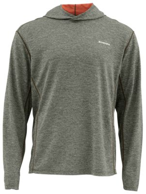 Simms Fly Fishing 100 Proof T Shirt Choose Size M Color Charcoal Heather 2XL