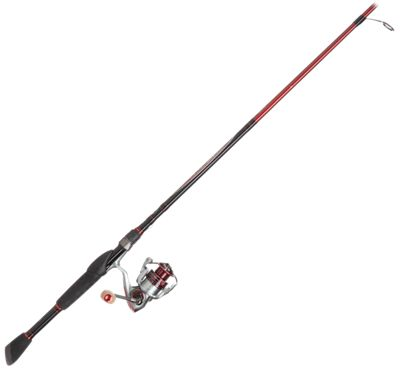 Pflueger President XT/Bass Pro Shops Bionic Blade Spinning Rod and Reel Combo – SP30X/BI66MS