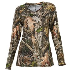 SHE Outdoor Lightweight Performance Long-Sleeve Shirt for Ladies